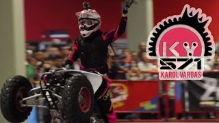 Stunt Girl (Trailer) - Karol Vargas 571
