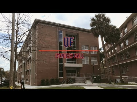UF Cypress Hall Dorm Review