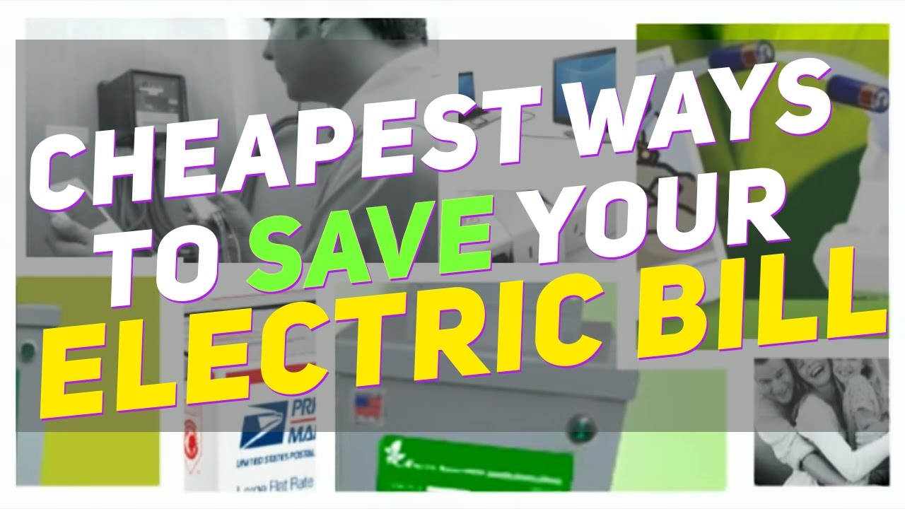 Watch How to Reduce Your Utility Bills video