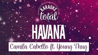 Download lagu Havana - Camila Cabello ft. Young Thug - Karaoke con coros (Karaoke with backing vocals)