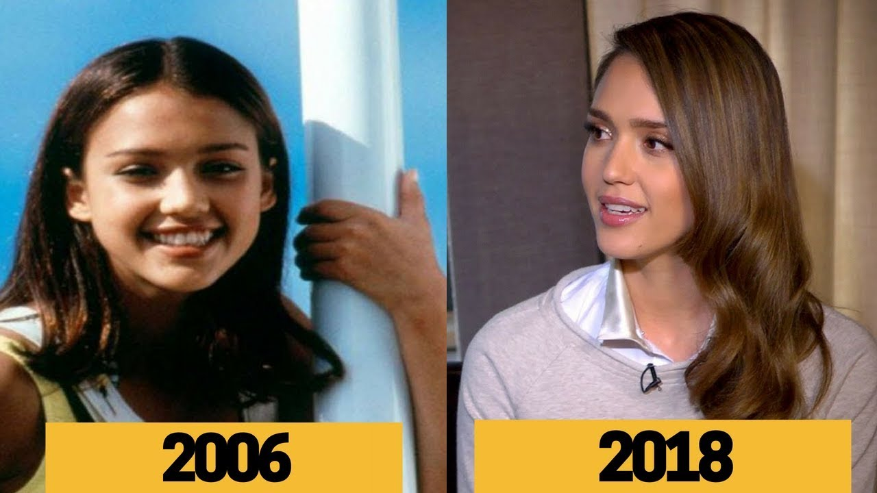 Opinion Jessica alba young with you