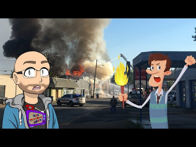 I'm Gonna Burn Down The Store (Prank Call)