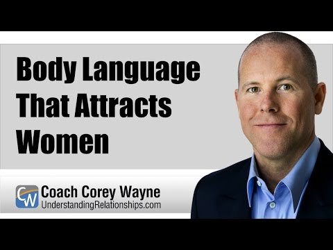 Body Language That Attracts Women