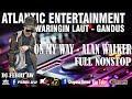 "DJ FEBRI AW "" ON MY WAY - ALAN WALKER "" ATLANTIC LIVE WARINGIN GANDUS"