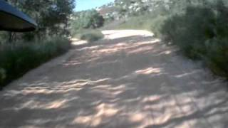 CRF 250X, Helmet Camera, trail ride, enduro Blue West Texas Panhandle