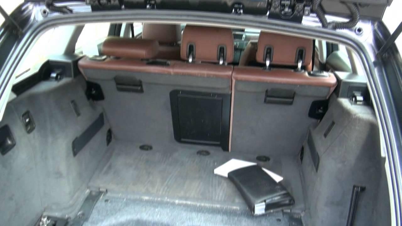 bmw 325xi wagon 2006