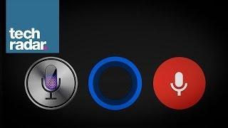 Siri vs Cortana vs Google Now