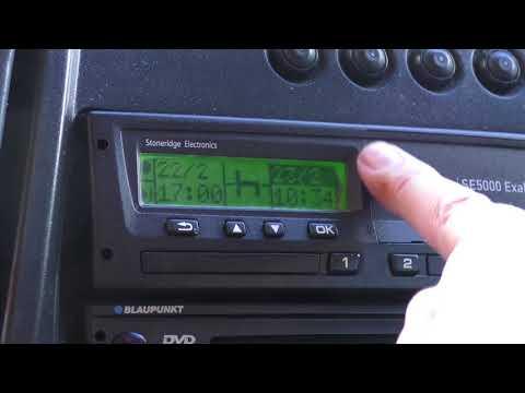 Stoneridge Tachograph