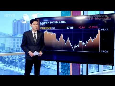 Түүхий эдийн зах зээл | 2017.11.23