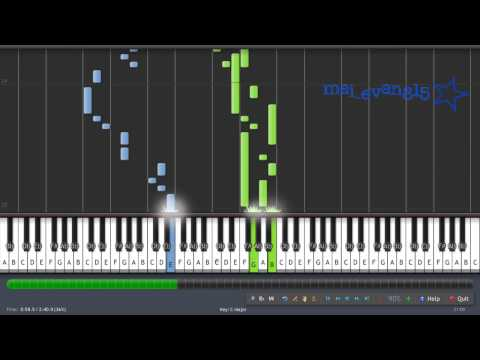 Going The Distance  Bill Conti Rocky Balboa Synthesia