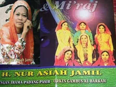 Isra' Mi'raj  ~~ Suara Emas Hj  Nur Asiah Jamil