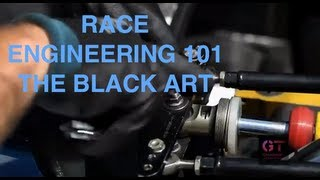 Race Engineering 101 - The Black Art Explained - Dyson Racing ALMS 2012