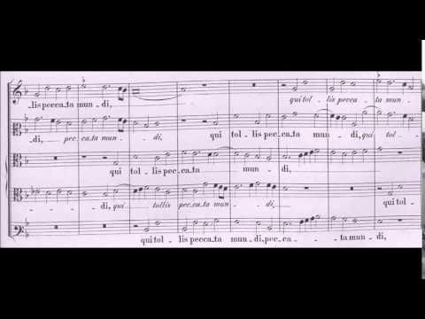 Palestrina - Missa Nigra sum - Agnus Dei 2