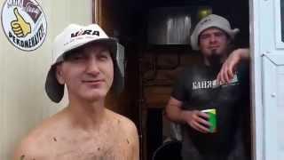 видео Что такое русская баня по-белому