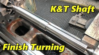 sns-243-finish-turning-k-electric-motor-shaft