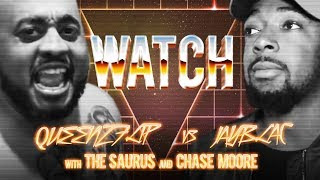 Baixar WATCH: QUEENZFLIP vs JAY BLAC with THE SAURUS and CHASE MOORE