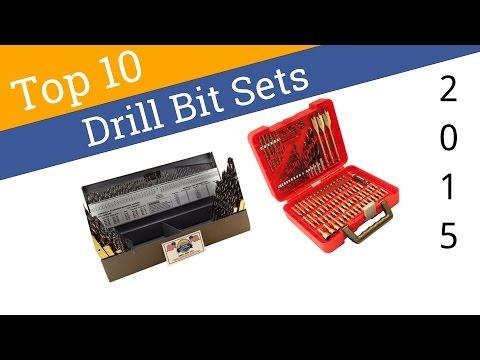 10 Best Drill Bit Sets 2015