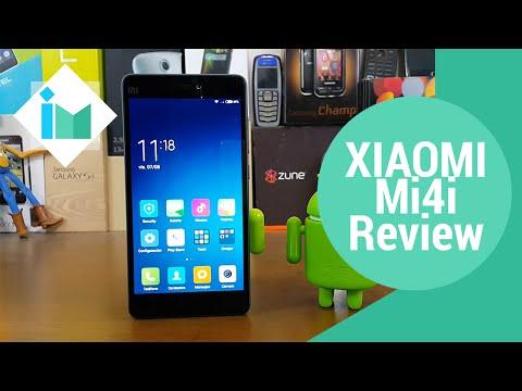 Xiaomi Mi4i - Review en español
