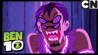 Ben 10 | Charmcaster puts a spell on Kevin 11 | Which Watch | Cartoon Network