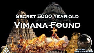 5000 Years Old Vimana found