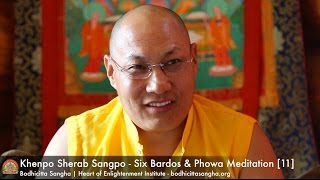 Six Bardos & Phowa Meditation [11]