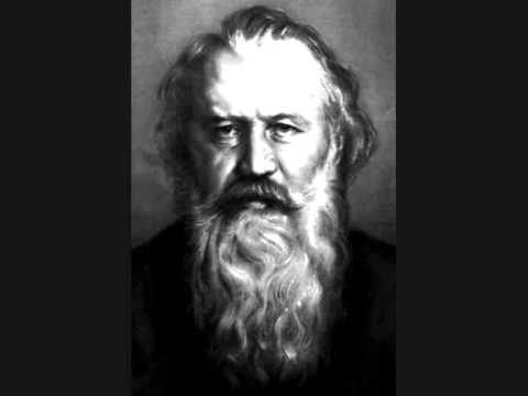 Brahms - symphony no. 4 in E minor - fourth movement