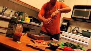 The Sandwich Show: Thai Basil Pesto Chicken