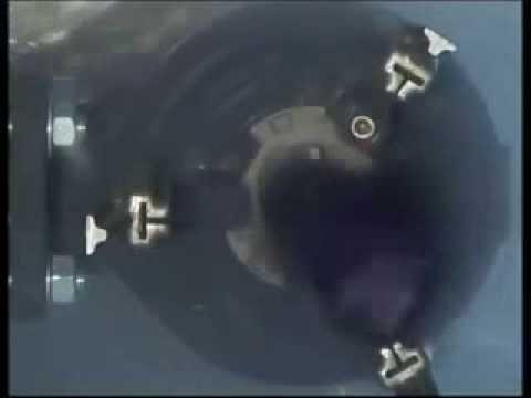Как работает измельчитель в фекальном насосе. Канализационные погружные насосы Grundfos SEG.
