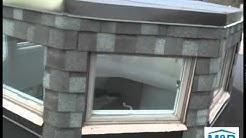 Roofing Toronto. IKO Cambridge Harvard Slate asphalt shingles