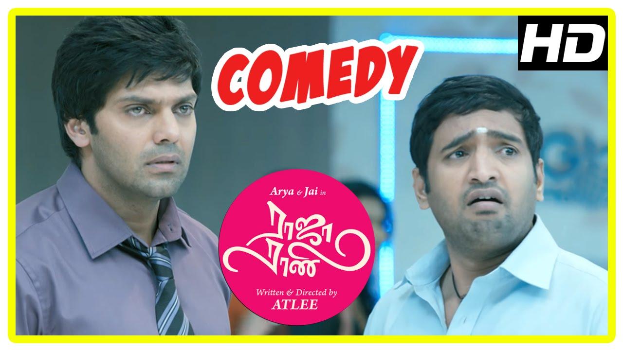 Download Raja Rani Tamil Movie Comedy Scenes | Part 1 | Arya | Santhanam | Nayanthara | Nazriya | Jai | Atlee