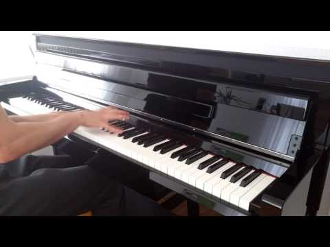 Juanes: La Camisa Negra (Piano Cover)