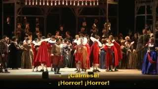 Otello en vivo desde el Teatro Argentino_2 de agosto de 2015