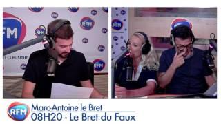 Le Bret Du Faux sur RFM / Lundi 26 Juin 2017