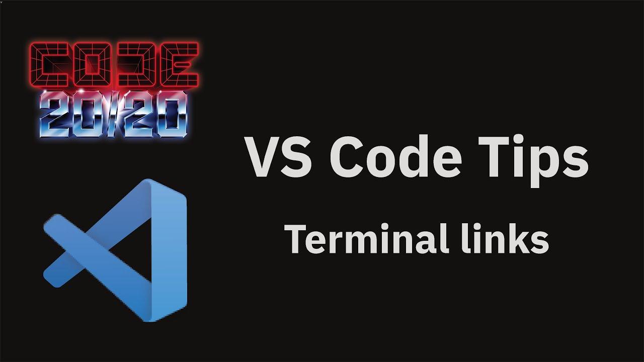 Terminal links