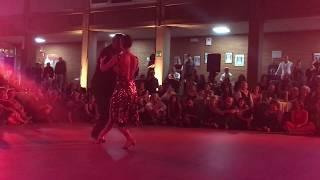 6/6 Mariano Chicho Frumboli  y Juana Sepulveda, Firenze Grande Encuentro 2017 , Italia 🇮🇹