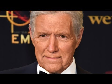 Alex Trebek's Cancer Battle Takes A Sad Turn