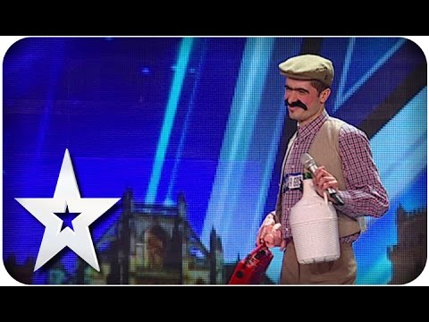 ZÉ LAUSTÍBIA - PGM 03 - GOT TALENT PORTUGAL 2015