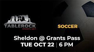 Boys Soccer: Sheldon @ Grants Pass