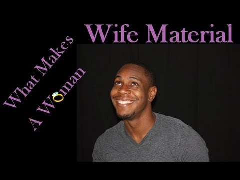 What makes a girl dating material