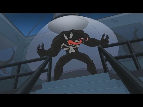 Spectacular Spider-Man (2008) Eddie Brock becomes Venom