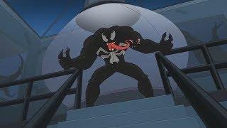 Spectacular Spider-Man (2008) Eddie Brock becomes Venom