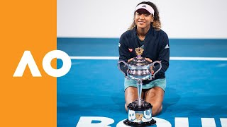 Naomi Osaka: A star is born (2019 Women's Final) | Australian Open 2019