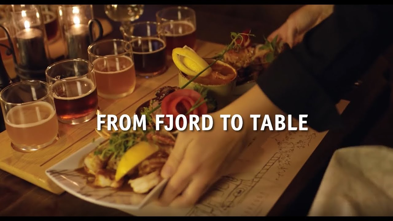 Thumbnail: Bergen food and drink