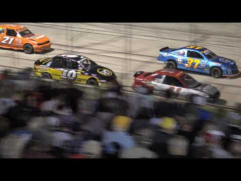 Madison International Speedway Midwest Dash Series Feature Highlights Aug 16 2019