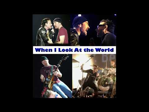 U2 - Elevation Tour - When I Look At The World (2001/11/27)