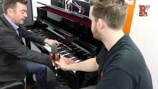 Roland LX-17 Digital Piano Demo