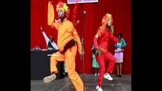 Footwork to the Shangaan Electro [SOUTH AFRICA]