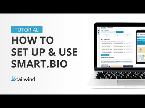 Smart.bio by Tailwind: The Most Advanced Link in Bio Tool