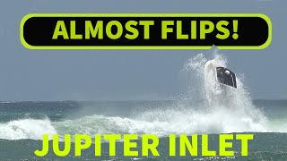 Grady White Almost Flips - Boats at Jupiter Inlet YouTube Videos