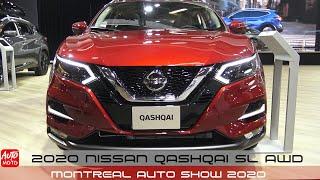 2020 Nissan Qashqai SL AWD - Exterior And Interior - Montreal Auto Show 2020